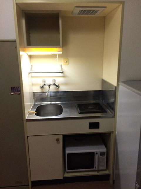 メゾンノーブル 606号室のキッチン
