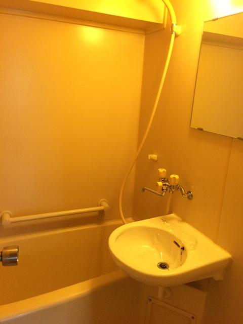 メゾンノーブル 606号室の風呂