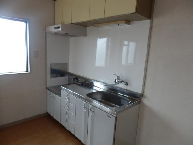 サンライズ清香 303号室のキッチン