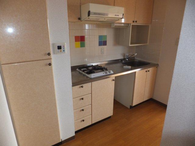 メゾン21 301号室のキッチン
