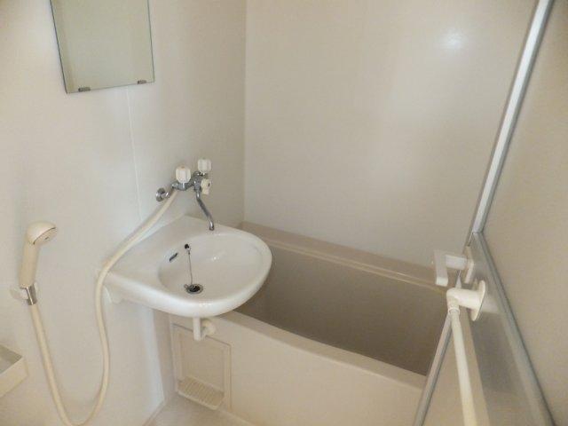 メゾン21 301号室の風呂