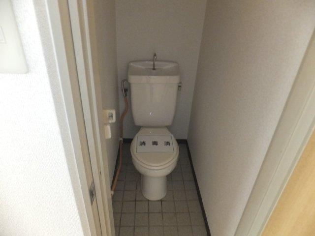 平野ビル 11号室のトイレ