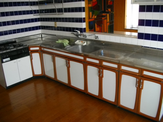 第二鳥居ビル 3号室のキッチン