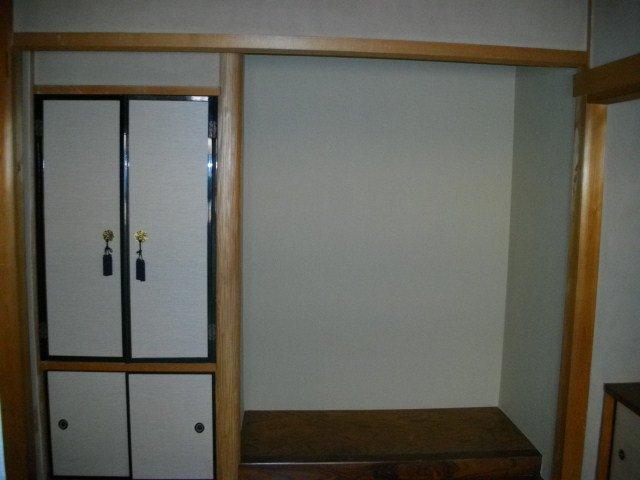 第二鳥居ビル 3号室の収納