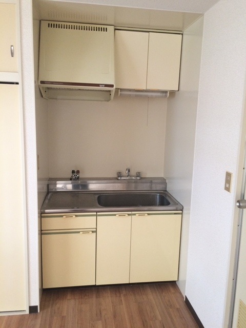 メゾン金森 2A号室のキッチン