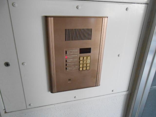 SK BUILDING-21 3B号室のセキュリティ