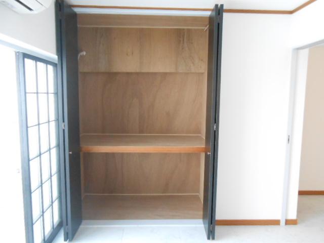 SK BUILDING-21 3B号室の収納