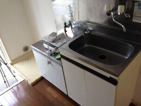 マーガレットハイツ 103号室のキッチン