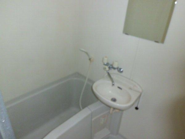ゴールデンスピア 201号室の風呂