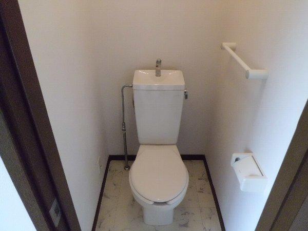 ゴールデンスピア 201号室のトイレ