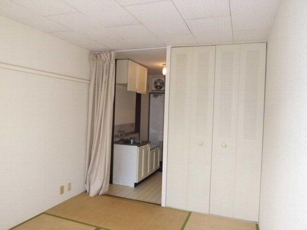 Y・D晴嵐荘 201号室のベッドルーム