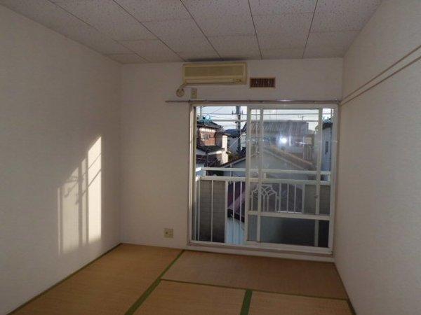 Y・D晴嵐荘 201号室のリビング