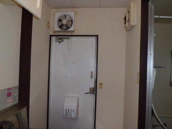 Y・D晴嵐荘 201号室のセキュリティ