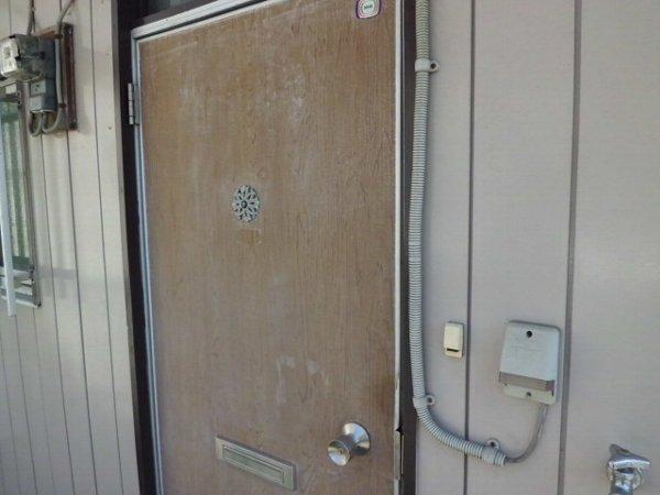 かじや荘 201号室のセキュリティ