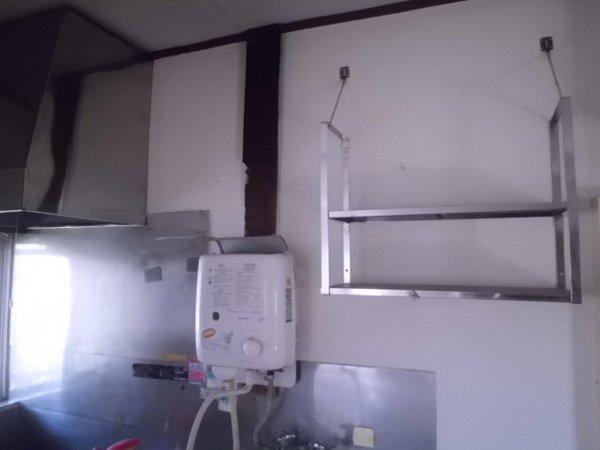 かじや荘 201号室のキッチン