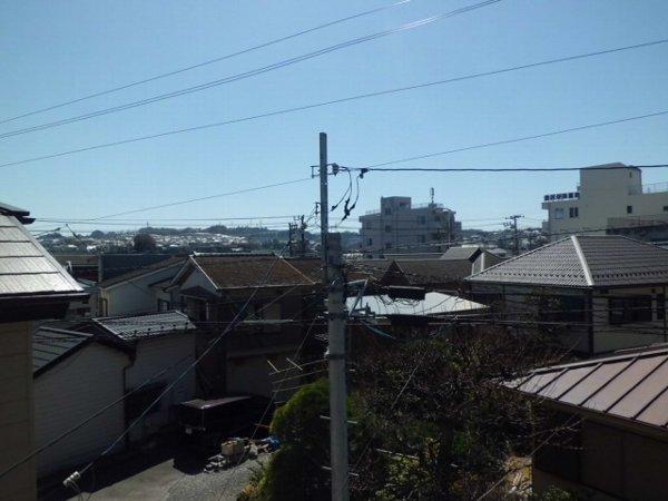 かじや荘 201号室の景色