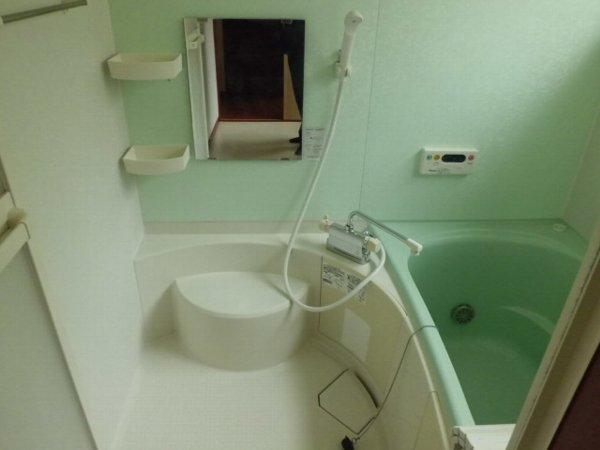 和光ハイツ1の風呂