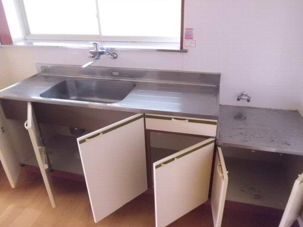 和光ハイツ1のキッチン