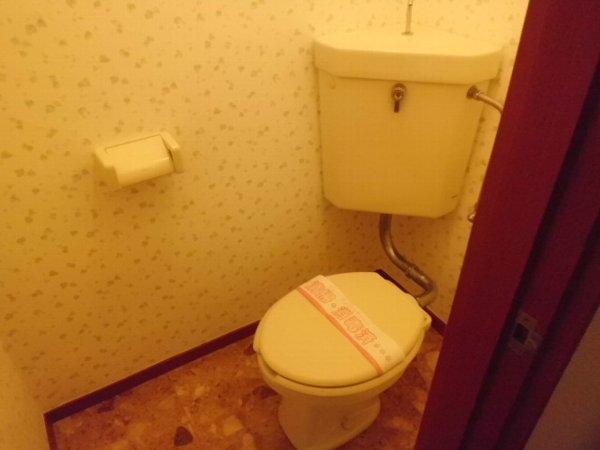 和光ハイツ1のトイレ