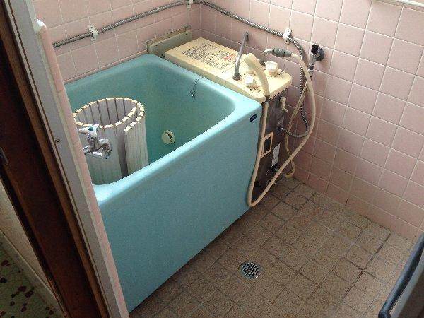 第三グリーンハイム 201号室の風呂