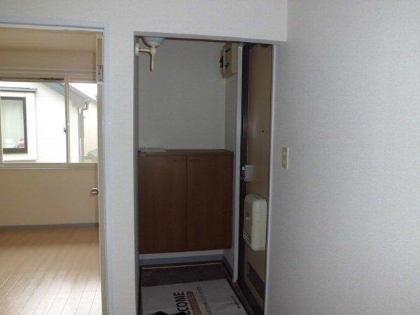 野島パークハイツ 202号室のセキュリティ
