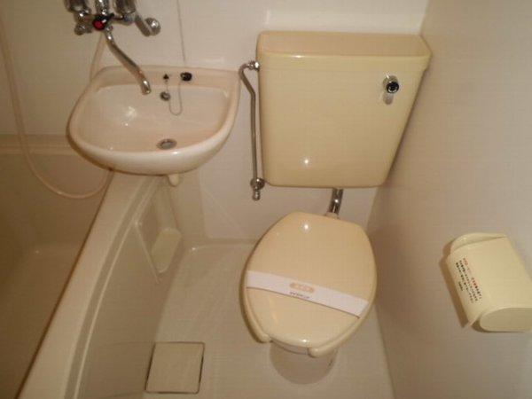 アネックス小泉 102号室の風呂