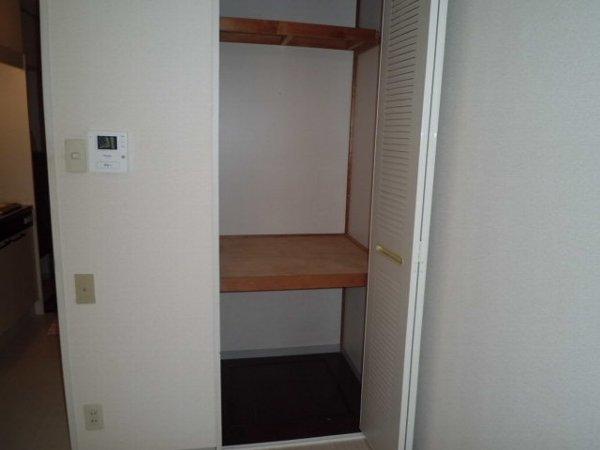 アネックス小泉 102号室の収納