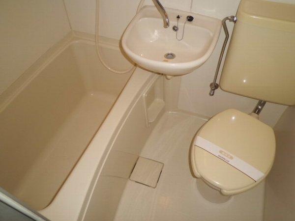 アネックス小泉 102号室のトイレ