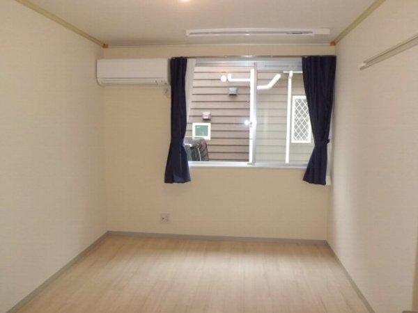 アネックス小泉 102号室のベッドルーム