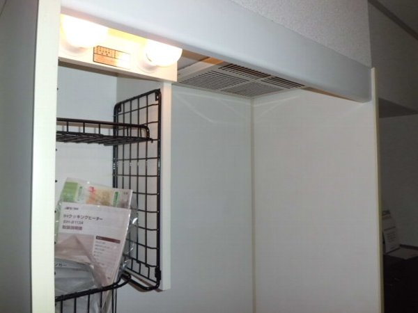 アネックス小泉 102号室のキッチン