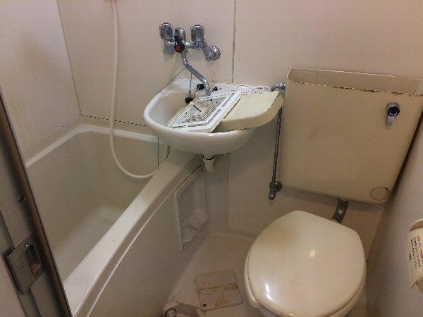 アネックス小泉 103号室の洗面所