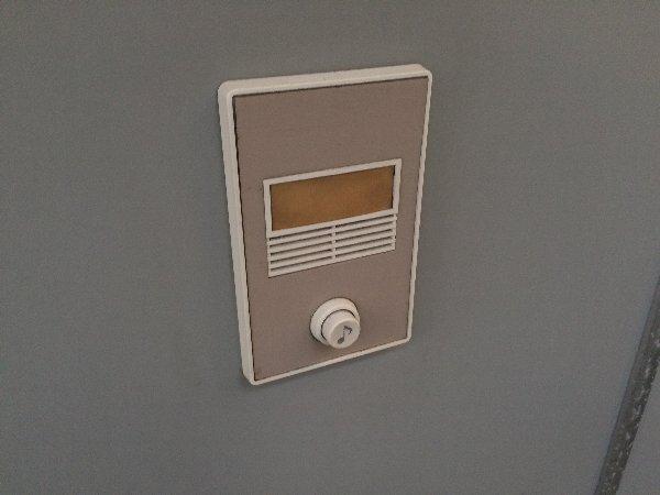 アネックス小泉 103号室のセキュリティ