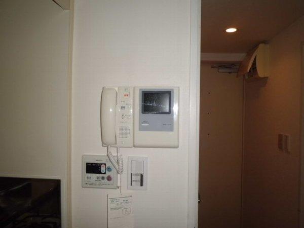 プルメリア・ガーデン 102号室のセキュリティ