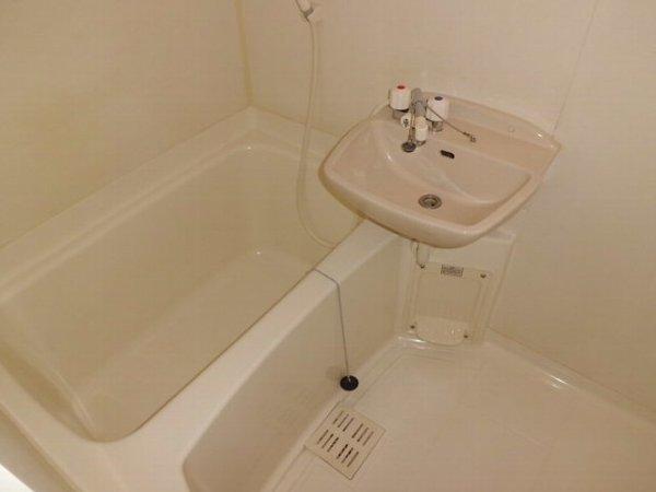 プルメリア・ガーデン 102号室の風呂