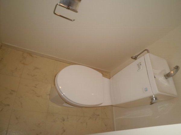 プルメリア・ガーデン 102号室のトイレ