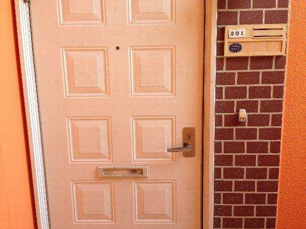 湘南グランドール PART1 201号室のセキュリティ