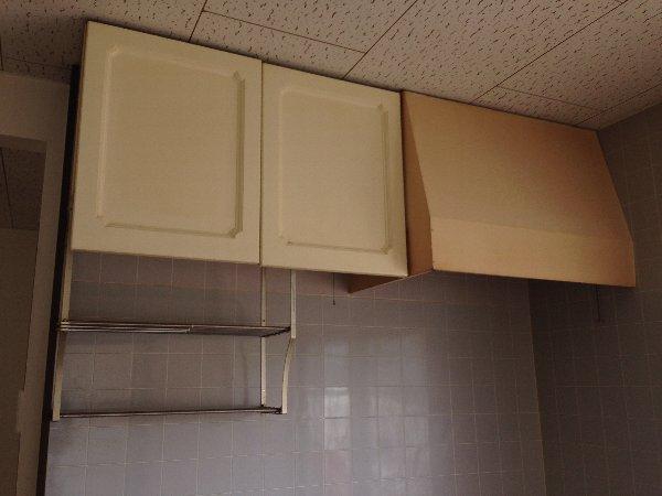 湘南グランドール PART1 201号室の収納