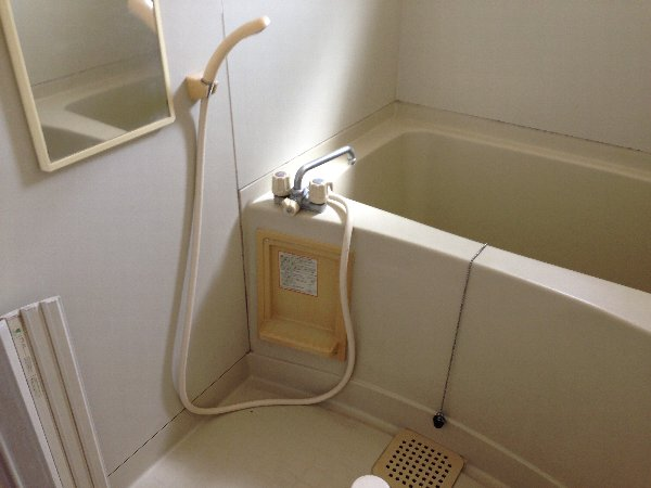 湘南グランドール PART1 201号室の風呂
