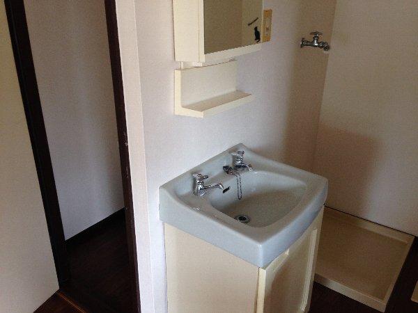 湘南グランドール PART1 201号室の洗面所