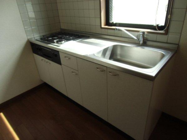 サウスM 202号室のキッチン