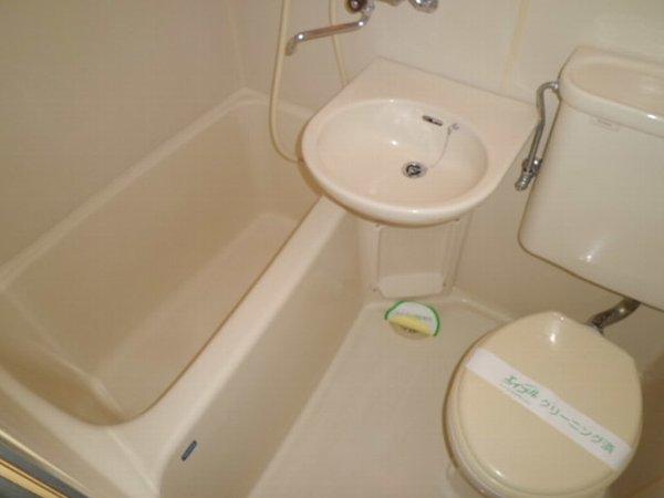 リーベマルサン B 103号室の風呂