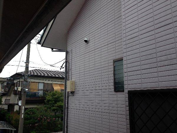 シャルム高舟台 2号室の景色