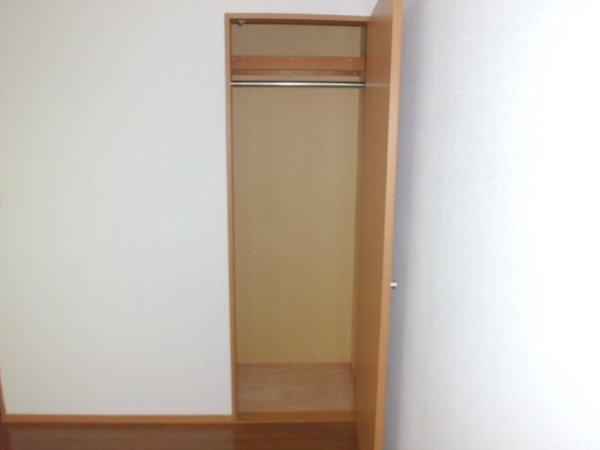 第一ダイソウハウス 201号室の収納