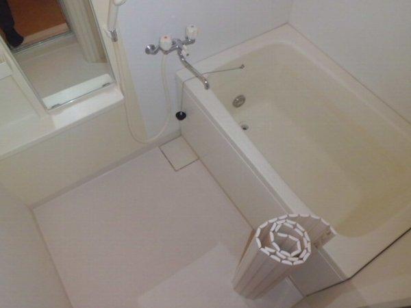 第一ダイソウハウス 201号室の風呂