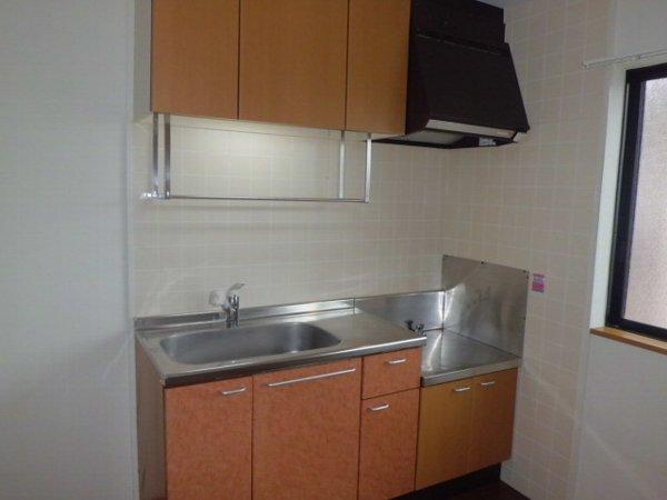 第一ダイソウハウス 201号室のキッチン