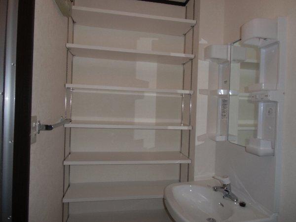 シェモア金沢文庫A棟 101号室の洗面所