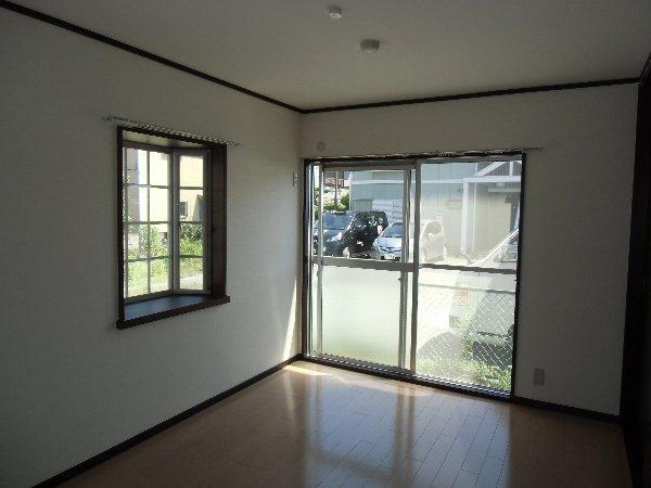 シェモア金沢文庫A棟 101号室のベッドルーム