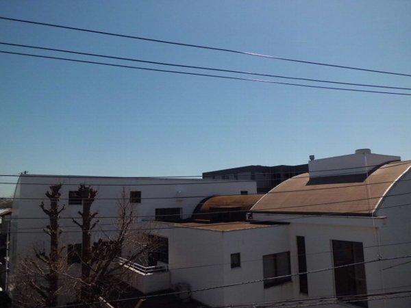 ブルーグレース八景 303号室の景色