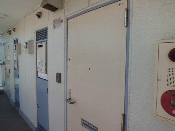 ブルーグレース八景 303号室のセキュリティ