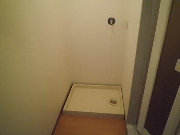 ブルーグレース八景 303号室の設備